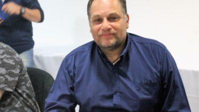 """Preocupa la situación de las imprentas estatales: """"Peligra la carrera gráfica"""", dijo Marcelo Alcobendas"""