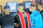 Capacitan en alfabetización digital a internos en el penal de olmos