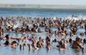 Científicos investigan las cualidades medicinales del Lago Epecuén