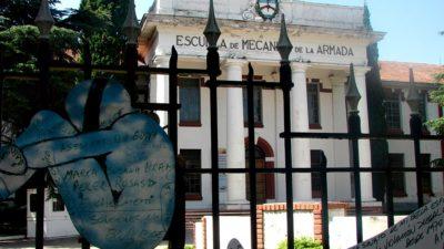 Nación quiere cerrar la carrera de Periodismo Deportivo que la UNLP dicta en la ex ESMA