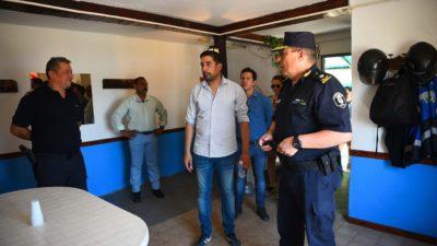 Escobar / El intendente interino Pablo Ramos supervisó el desarrollo del Operativo Sol 2018