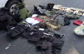 Bochornoso: un gendarme fue detenido con armas de fuego y picanas en Morón