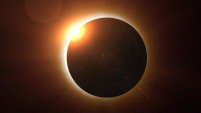 En Mercedes se podrá disfrutar un eclipse de sol