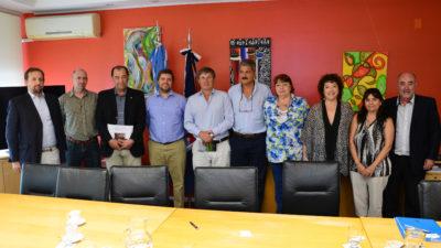OPDS y el INTA inician trabajo conjunto en manejo sustentable de recursos naturales, protección de la biodiversidad y educación ambiental