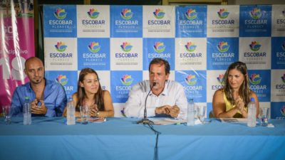 Escobar / Presupuesto Participativo 2018: Sujarchuk anunció que cada UGC tendrá el triple de recursos para financiar proyectos