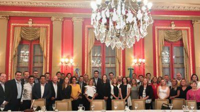 """Vidal se reunió con los diputados de Cambiemos y aseguró que """"no está en agenda"""" hacer cambios en el IPS"""