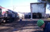 Desguace de Ferrobaires: cierran talleres ferroviarios y comienzan los despidos