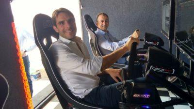 #SanNicolás / Passaglia y el CEO del Super TC 2000 recorrieron la obra del autódromo