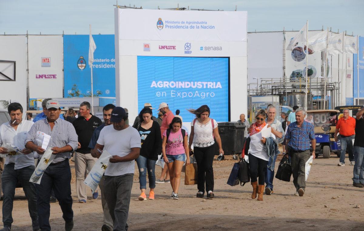 Expoagro / Agroindustria y la clave para que Argentina sea el supermercado del mundo