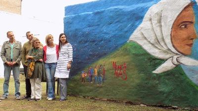 """Cañuelas / En el día de la Memoria, Arrieta expresó """"tenemos una obligación moral, política y humana de pensar en los que murieron"""""""