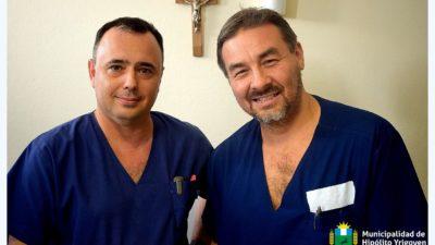 Importantes avances en tratamientos oncológicos en el Hospital Municipal de Hipólito Yrigoyen