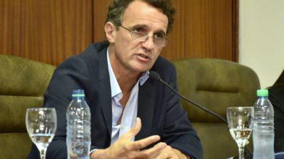 San Martín / Katopodis inauguró las sesiones del Concejo con críticas a Vidal