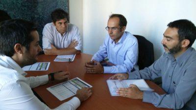 Bolívar / Pisano presentó un Plan Estratégico por más de 250 millones de pesos para el 2018