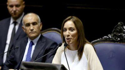 El discurso entero de María Eugenia Vidal: léelo en TODO PROVINCIAL