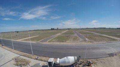 San Nicolás prepara las medidas de seguridad del autódromo para su inauguración