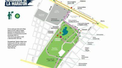 Se viene la Maratón a beneficio del Hospital de Niños de La Plata