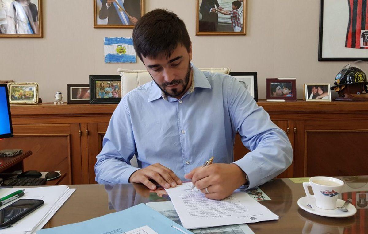 """Olavarría / Galli: """"Queremos seguir avanzando en la aplicación de políticas de prevención y control de la corrupción"""""""