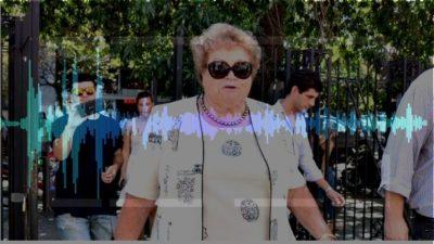 """""""Tengo un hijo tarado"""", el desopilante audio de la madre del sindicalista Marcelo Balcedo"""