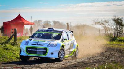 El Rally Mar y Sierras calienta motores para arrancar la temporada en Madariaga
