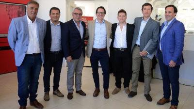 Tigre lanzó su Polo Tecnológico Social junto a IBM y Microsoft