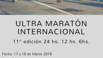 ¿Qué esperás para anotarte? Llega la Ultra Maratón Internacional a la ciudad de San Pedro