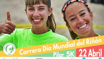 """La Sociedad Argentina de Nefrología realiza una carrera de 5k por el """"Día mundial del riñon y la mujer"""""""