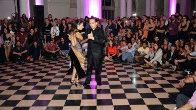 """""""La Plata Baila Tango"""": Se viene la quinta edición del festival en el Pasaje Dardo Rocha"""
