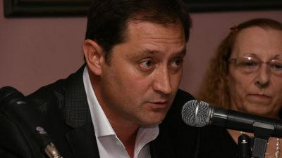 Lincoln / Serenal arrancó las sesiones ordinarias felicitando a la justicia por meter preso a su antecesor, Jorge Fernández