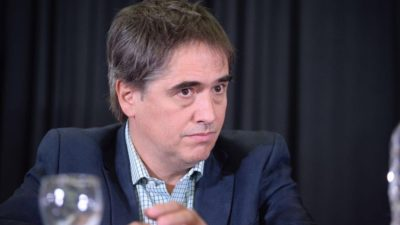 Guido Lorenzino pidió que la Justicia prohíba que el gobierno cobre impuestos en las boletas