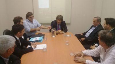 Tandil / El municipio y la Asociación de Abogados encaminaron las gestiones para crear un Juzgado Federal