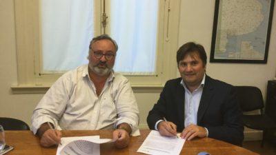Kubar y De La Torre firmaron un convenio para la innovación en la planificación de políticas municipales