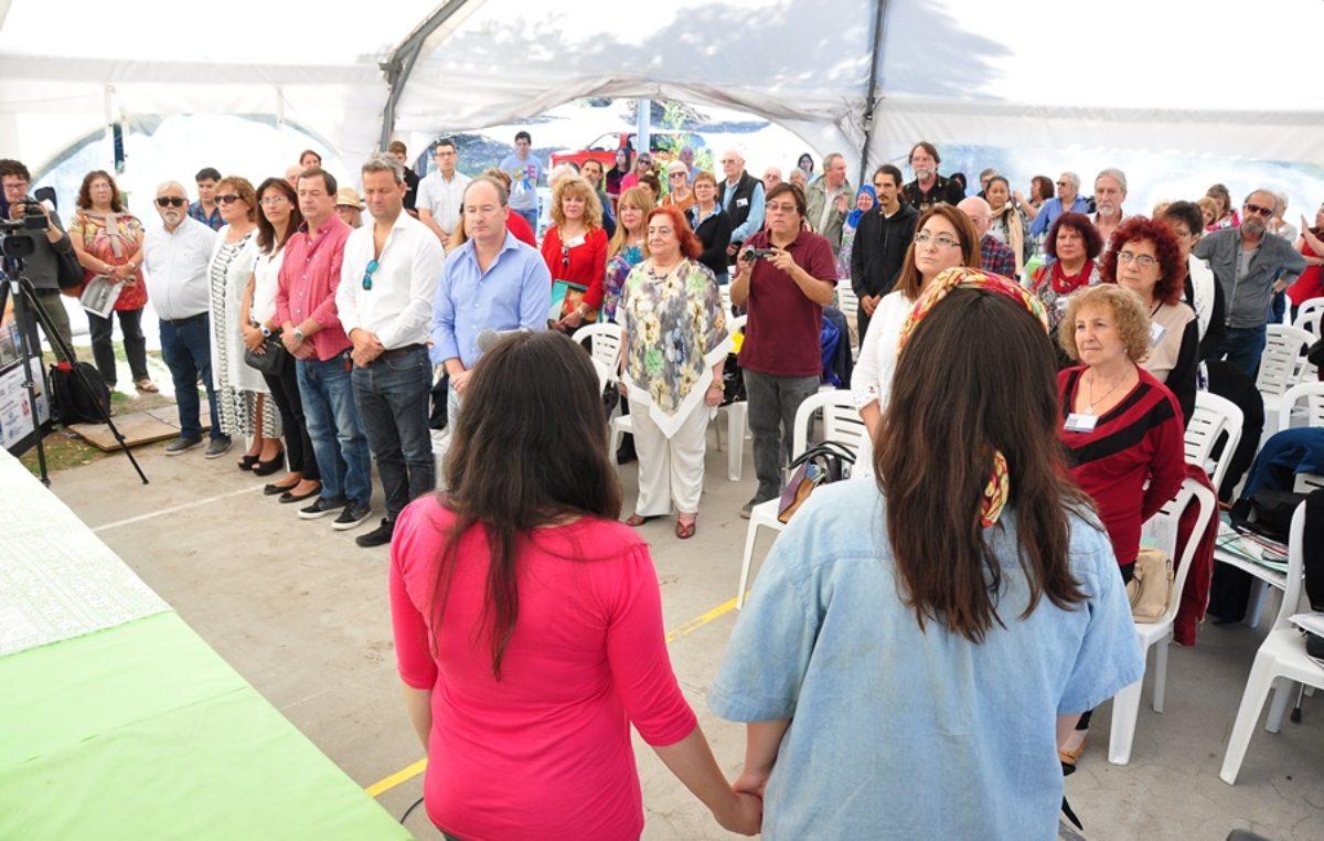 Monte Hermoso / Comenzó el Primer Encuentro Nacional de Escritores en Sauce Grande