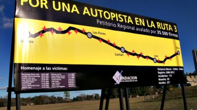 En julio comenzaría la construcción de la Autopista en Ruta 3: los detalles de la obra