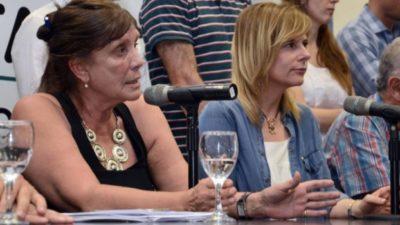 Desde el FPV-PJ acusan que Vidal protege a los empresarios amigos de Macri y no cuida a las familias de la provincia