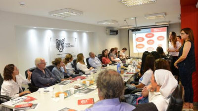 Tigre / Se llevó a cabo el primer encuentro para la plena Inclusión de las Personas con Discapacidad
