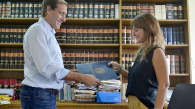 """La Plata / Garro, secretarios municipales y concejales presentaron sus declaraciones patrimoniales: """"No tenemos nada que esconder"""""""