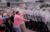 """Cresta Roja: """"Hicieron campaña con nosotros y ahora gastan millones en reprimirnos"""""""