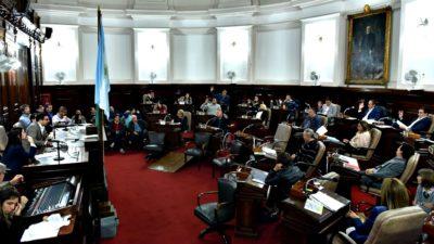 La Plata / Con respaldo y críticas de la oposición, se aprobó la Rendición de Cuentas 2017