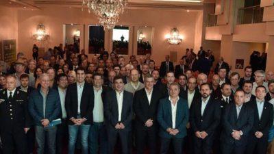 En Mar del Plata se realizó el quinto consejo provincial de Seguridad Pública con Bullrich y Ritondo