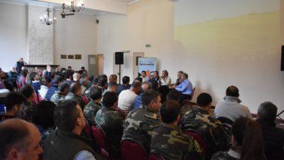 Tandil fue sede de un importante encuentro regional del sector agropecuario