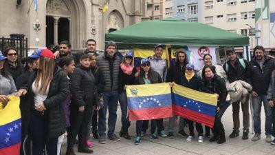 """El Diputado """"lilito"""" Guillermo Castello habló de Venezuela y desprestigió la elección de Maduro """"nuestro país va a desconocer los resultados de la farsa electoral"""""""
