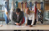 General Rodríguez firmó un convenio de colaboración recíproca con la Ciudad de Buenos Aires