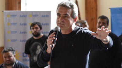 """Rossi recorrió varios distritos de la cuarta sección y expresó """"la única solución es generar producción y trabajo"""""""