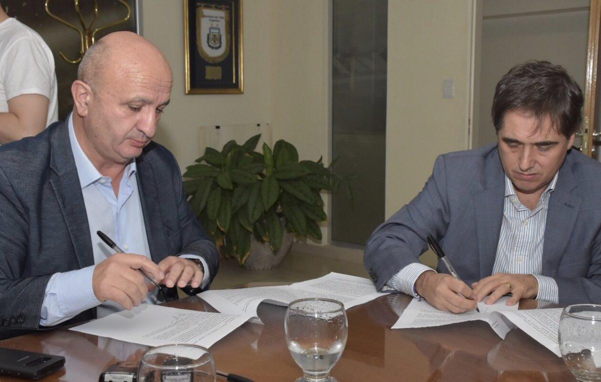 La defensoría del pueblo y Lanús trabajan juntos por los derechos de los niños del club