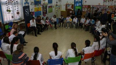 San Isidro lanzó un programa para que alumnos de escuelas secundarias sean protagonistas de la ciudad