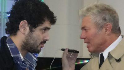No te pierdas la pelea entre Fernando Burlando y un periodista por el cuádruple crimen de La Plata