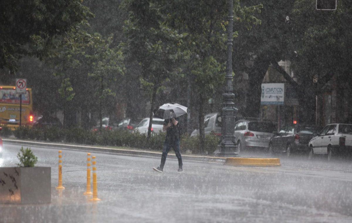 Atención La Plata: Se anuncia alerta amarilla por posibles tormentas y vientos fuertes