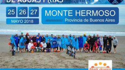 Monte Hermoso tiene todo listo para el Campeonato Argentino de Aguas Frías