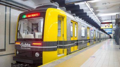Metrovías denunció destrozos y suspendió a unos cien Metrodelegados