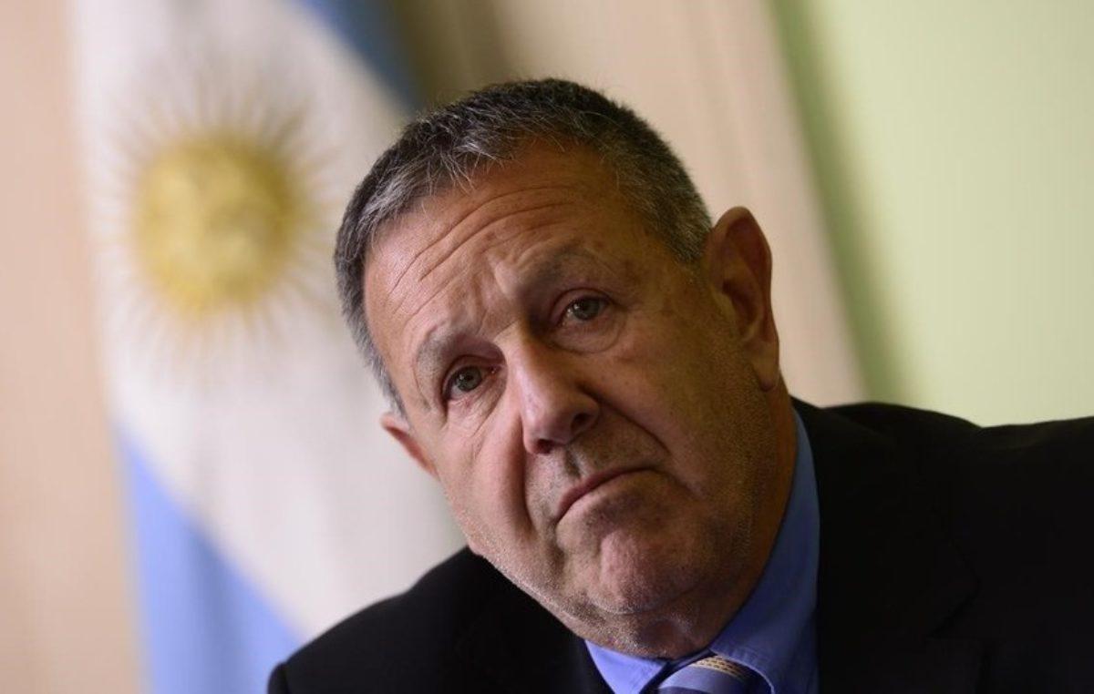 Falleció el diputado y sindicalista Alberto Roberti, esposo de Mónica López